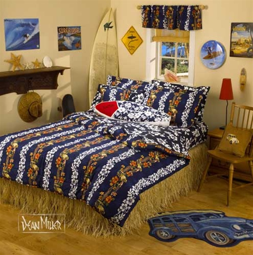 How To Decorate A Surfer Room