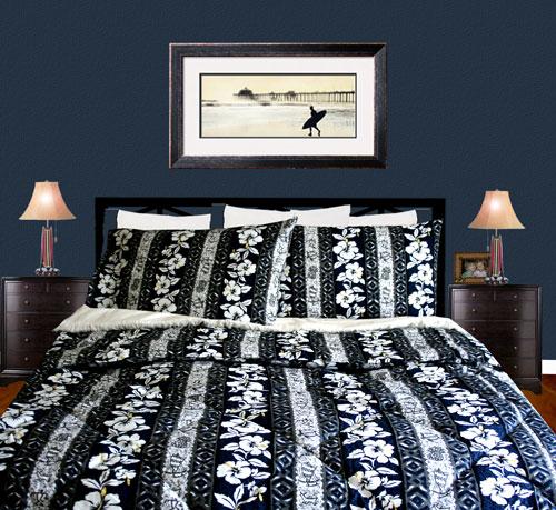 Hawaiian Bedding