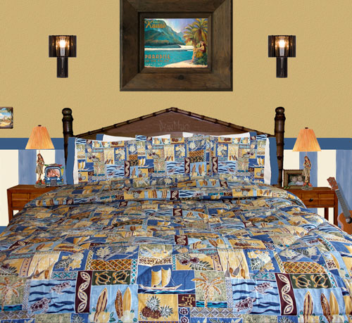 Sunset Beach Bedroom