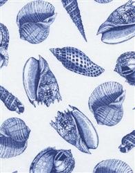 Sea Shells Duvet Cover By Designer Dean Miller
