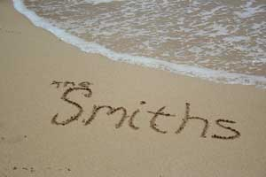 Write Name On Sand Beach The Best Beaches In World