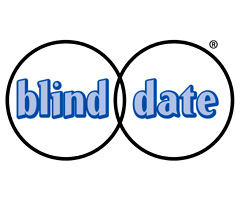 Blind Date Television Show Logo