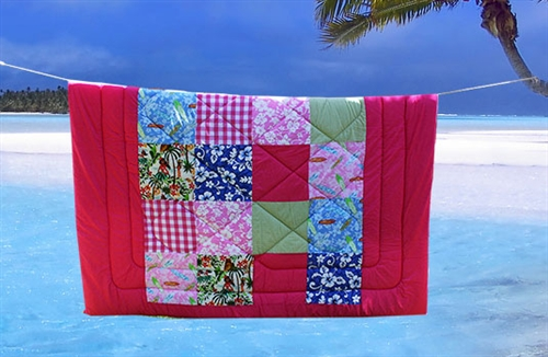 Hawaiian Quilt