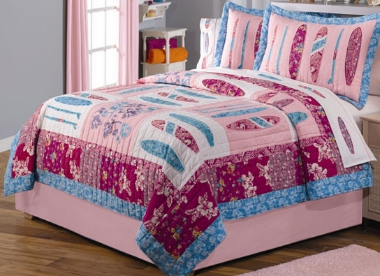 Dm368 Surf Chic Surf Quilt