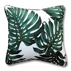 Palm Tree Pillow By Designer Dean Miller